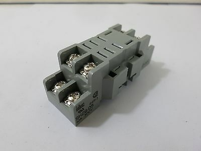 New Surplus Idec SH2B-05 Relay Base 10A 300V Lot of 20