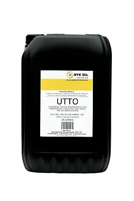 Hytran Hydraulic And Transmission Oil 25 Litre - Kubota Udt