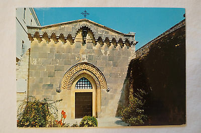 Jerusalem - Sanctuary of the Flagellation - Vintage - Postcard.