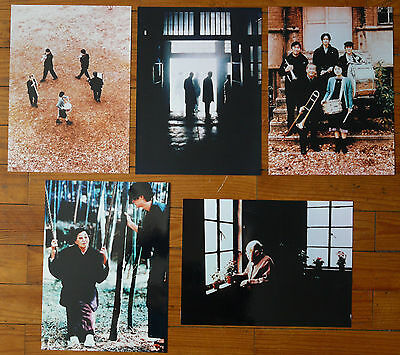 AFTER LIFE - 5 french lobby cards - Hirokazu Kore-Eda