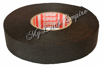 Original New Tesa Cloth Woven Tape Type 51026 19mmx25m Automotiv Wire Harnessing