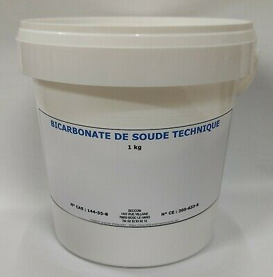 Bicarbonate De Soude Alimentaire E 500 Direct Usine 1 Kg