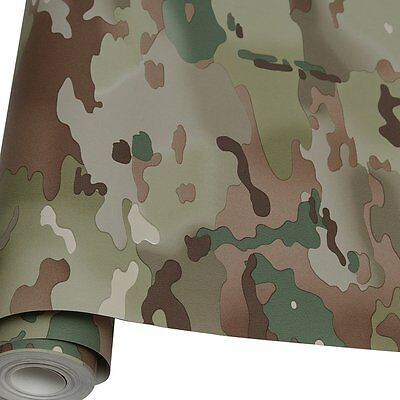 10M Roll Of Army MTP Camouflage Wallpaper - Multi Terrain Camo Bedroom Wallpaper