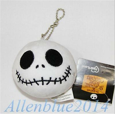 The Nightmare Before Christmas Jack Skellington Mini Soft Plush Dolls Xmas Gifts