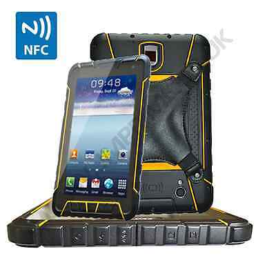 Rugged tablet android 5.1 wifi 4g GPS camera waterproof industrial outdoors IP67
