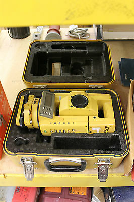 Topcon Gts-301D  Total Station For Surveying & Construction
