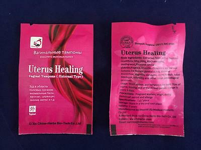 20pcs Natural Chinese Herbal V aginal Clean Tampon for Women  Gynopathy Treatmen