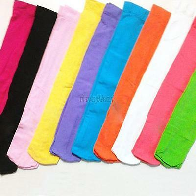 Cute Baby Kid Soft Stocking Toddler Dance Socks Girls Knee High Socks Tights T64