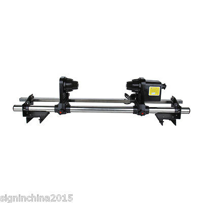"110V 54"" Automatic Media Take up Reel D54 for Mutoh/Mimaki/Roland/Epson Printer"