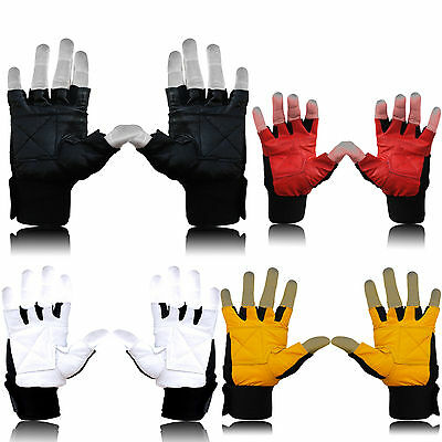 Pro Training Gym Gloves Weight Lifting Strength Cycling Gloves Exercise Workout