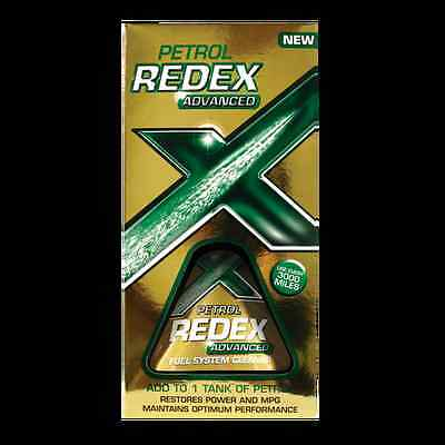 Redex Advanced Petrol Injector Fuel System Cleaner 500Ml
