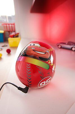 Philips Disney Cars LivingColours Micro Mood Lamp - 1 x 4.7 W Integrated LED