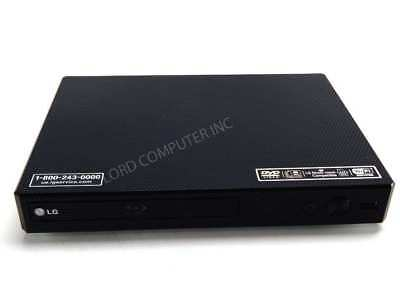 LG Electronics BP350 Blu-Ray Player with Wi-Fi