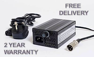 MOBILITY SCOOTER WHEELCHAIR QUALITY 24v 5AMP REPLACEMENT BATTERY CHARGER