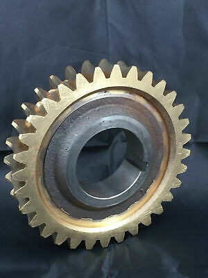 Worm Gear for Cascade Paper Roll Clamp Motor Gearbox for 80D Rotator CA675609