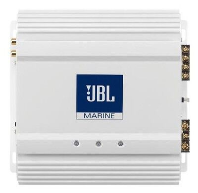 JBL MA6002 320 Watts Peak Power (160 Watts Max RMS) 2 Channel Marine Amplifier