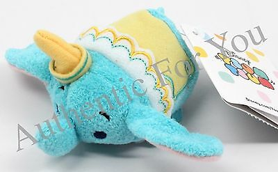 NEW 2015 Authentic Disney Parks Tsum Tsum Attraction Transportation Flying Dumbo