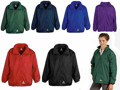 New Blue Max The Mistral Juniors Outerwear Jacket Childrens Casual Sportswear