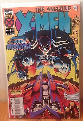 "Astonishing X-Men #3 (of 4) (May 1995) ""The Age of Apocalypse"" Marvel Comics"