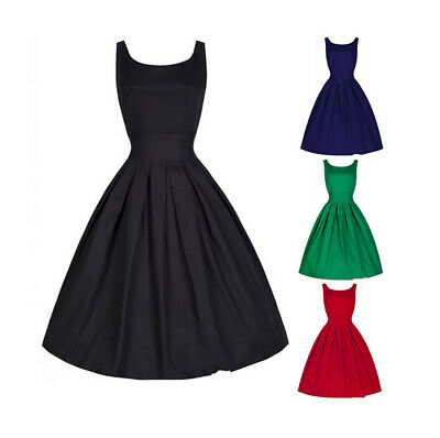 New Vestidos Women Summer Casual Sleeveless Party Evening Cocktail Vintage Dress