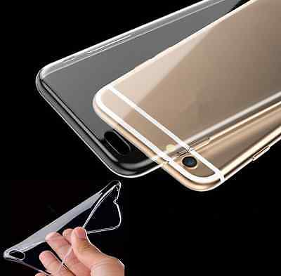 "Transparent Crystal Clear Soft TPU Ultra Thin Case Cover For iPhone 6S 4.7"" ONE"