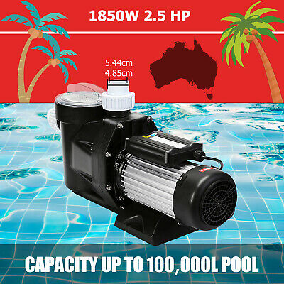 2.5HP Swimming Pool Spa Water Pump Electric Self Priming Pressure Filter