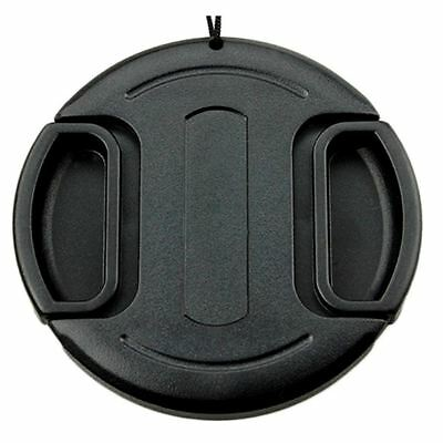 JJC LC-52 52mm Snap On/Clip on Lens Cap Protection Cover with Keeper
