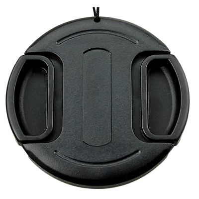 JJC LC-55 55mm Snap On/Clip on Lens Cap Protection Cover with Keeper for DSLR