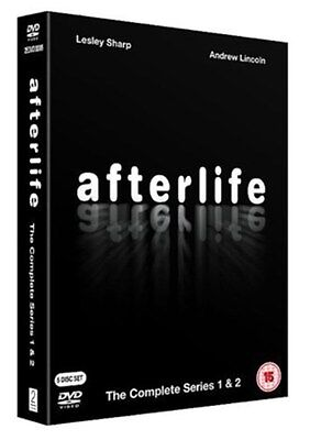 Afterlife: Series 1 and 2 (Box Set) [DVD]