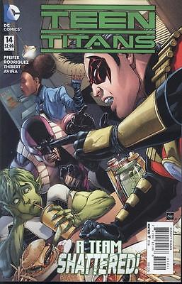Teen Titans #14   NEW!!!