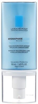 La Roche Posay Hydraphase Intense Riche 1.69oz - NEW in BOX