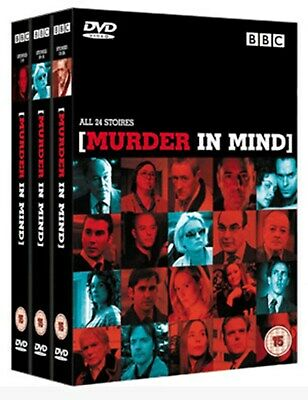 Murder in Mind: The Complete Collection (Box Set) [DVD]