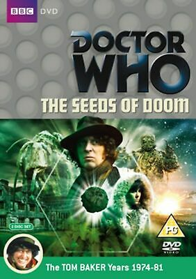 Doctor Who: The Seeds of Doom [DVD]