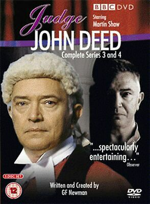 Judge John Deed: Series 3 and 4 (Box Set) [DVD]