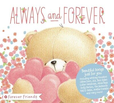 Forever Friends: Always and Forever - Various Artists (Album) [CD]