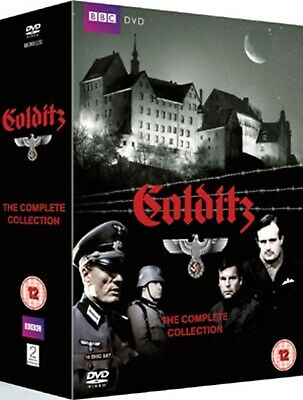Colditz: The Complete Series (Box Set) [DVD]