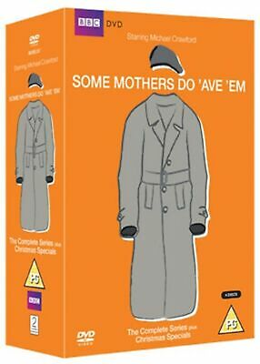 Some Mothers Do 'Ave 'Em: The Complete Series 1-3 Plus... [DVD]