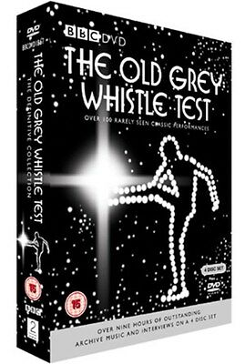 The Old Grey Whistle Test: Volumes 1-3 (Box Set) [DVD]