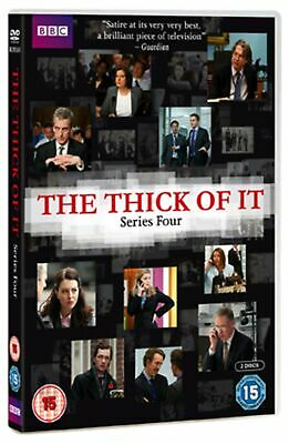 The Thick of It: Series 4 [DVD]