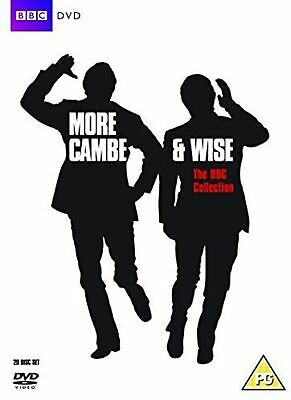 Morecambe and Wise: Complete Collection (Box Set) [DVD]