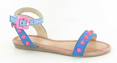 Wholesale Girls Flat Sandals 16 Pairs Sizes 10-2  H0116