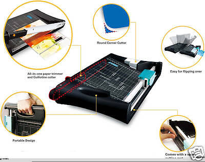 Dual - Paper Trimmer / Guillotine DC20 5in1 Simply Best
