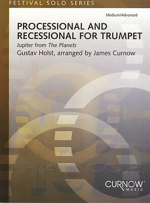 Processional and Recessional for Trumpet Medium/Advanced Sheet Music Book