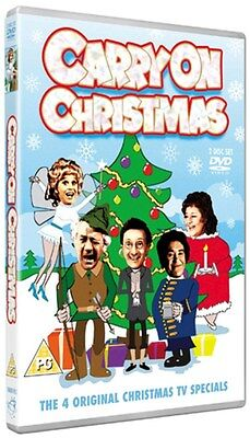 Carry On Christmas Specials [DVD]