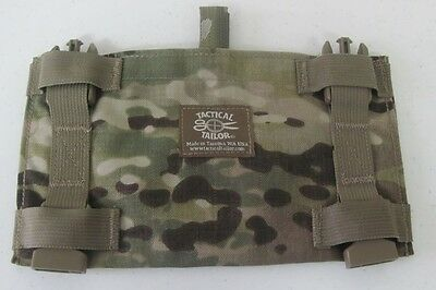 Tactical Tailor MAP Bib for Modular Assault Panel OCP Multicam New without Tags