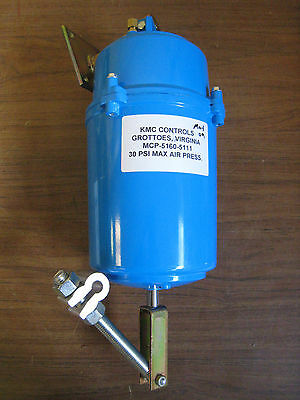 "New KMC Controls MCP-5160-5111 MCP51605111 6"" Pneumatic Damper Actuator"