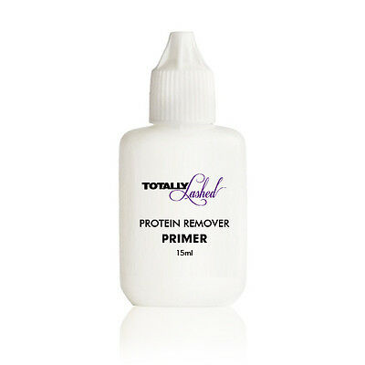 TOTALLY Lashed - PRIMER Eyelash Extensions Lash Protein Remover / Cleanser