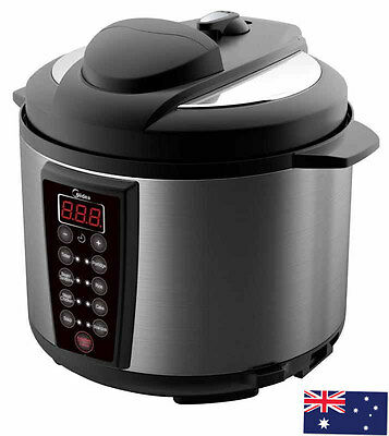Midea Automatic Electric Pressure Cooker With Eight  functions 6L *Brand NEW*