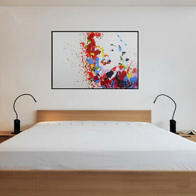 Hand-Painted Oil Painting - Monroe | Modern Abstract Decor Unframed Wall Art
