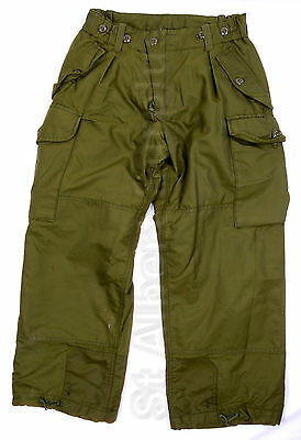 Canadian Army Winter Pants - 6734 - Goretex Cold Wet Weather- 13Wb